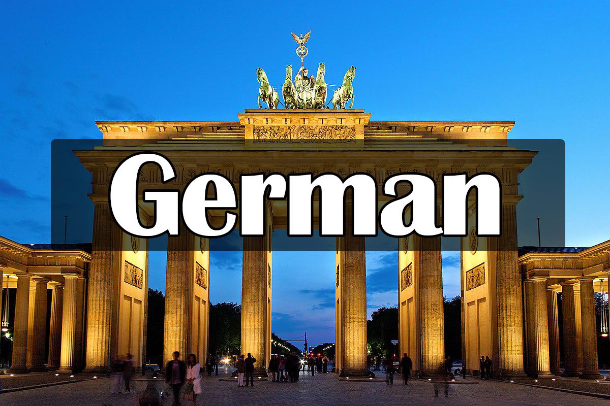 German Department